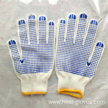 Best Price for for Rubber Working Gloves high quality cotton knitted gloves export to North Korea Wholesale
